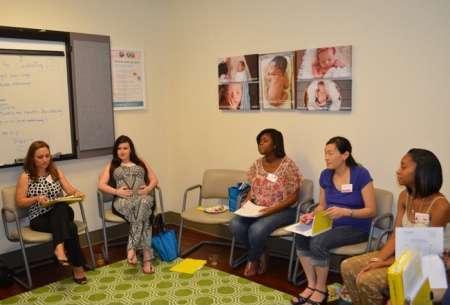 edu 305 prenatal and newborn development brochure