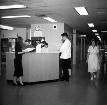 obstetrics and gynecology clinic University of Florida 1958