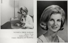 Orene Schoenfeld first female resident obstetrics gynecology university of florida college of medicine