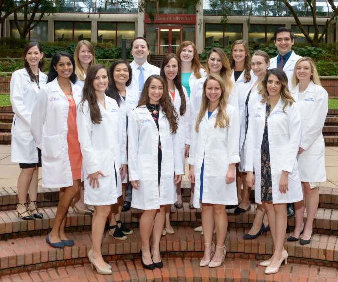 UF ObGyn Annual Resident and Faculty Photo